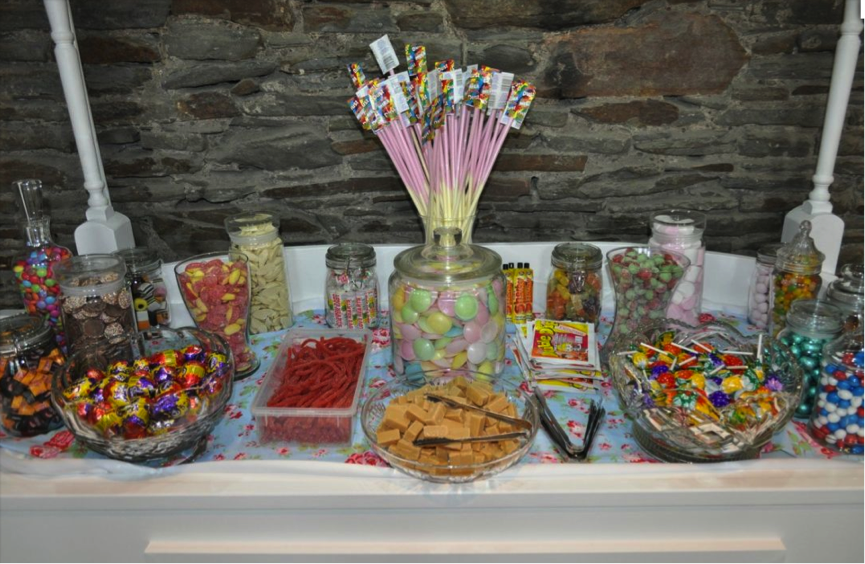 Candy Cart Hire Surrey, London, Middlesex, Kent